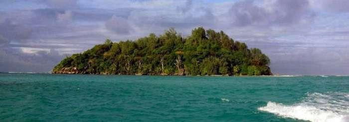 Он купил необитаемый остров за 13 000 долларов и создал для себя настоящий рай!