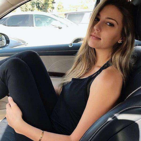 София Роуз Сталлоне - старшая дочь Сильвестра Сталлоне (19 фото)