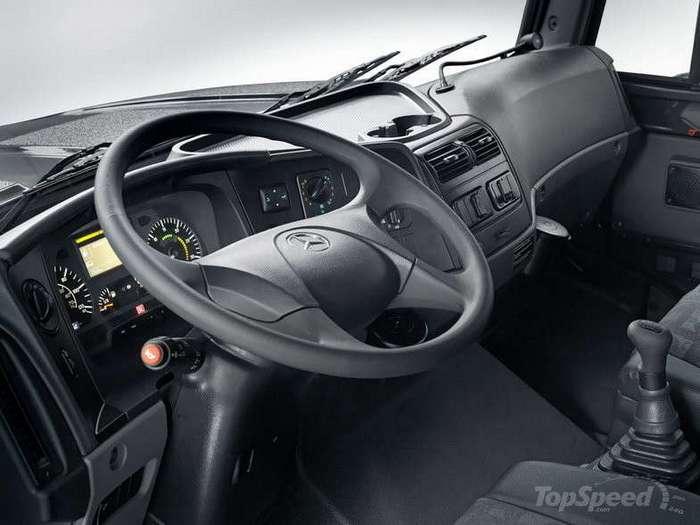 Mercedes-Benz Zetros (20 фото)