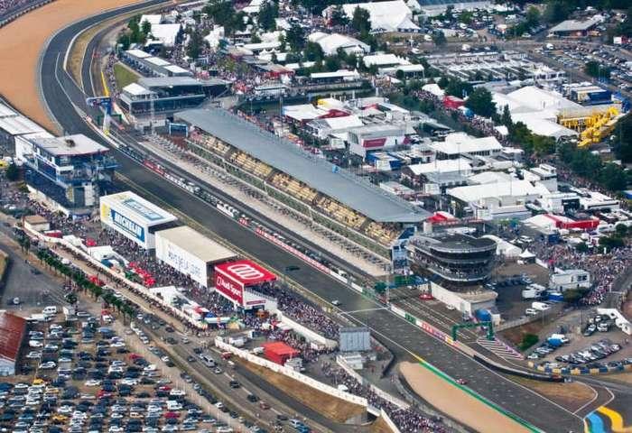 85-я гонка -24 часа Ле-Мана- (20 фото)