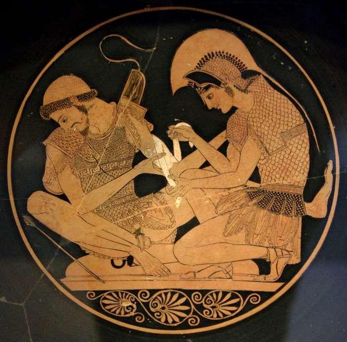 Медицина Древней Греции (7 фото)