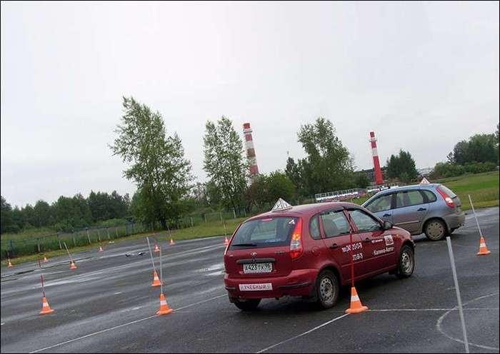 Новые правила сдачи водительских экзаменов вступят в силу с 1 сентября (7 фото)