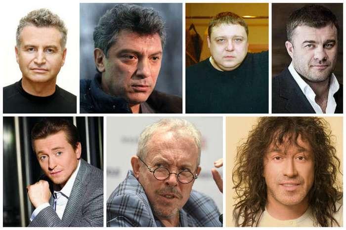 Российские бастарды знаменитых отцов (16 фото)