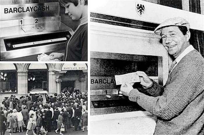 О настоящей денежной машине (4 фото)