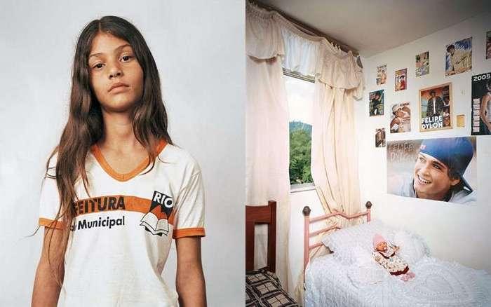 Где спят дети разных стран (22 фото)