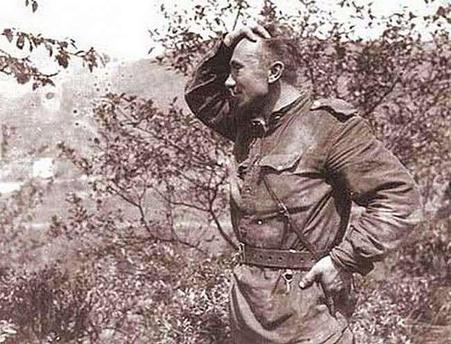 Фронтовые фотографии Алексея Макаровича Смирнова (34 фото)