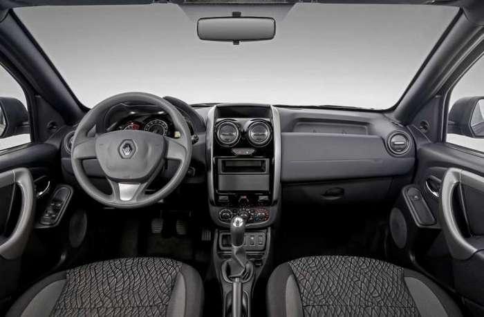 Бюджетный Renault Duster в кузове пикап (7 фото)