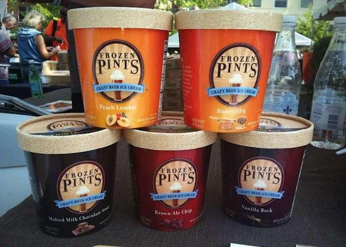 Самые необычные виды мороженого (10 фото)
