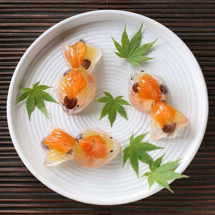 Поразительные японские десерты