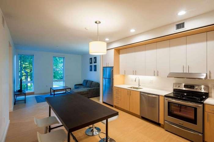 Как выглядят общежития в Массачусетсе, США