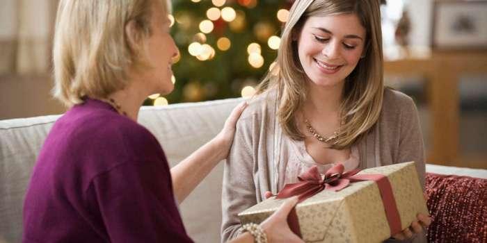 Просто подарок для родителей
