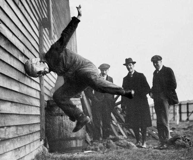 Странные и нелепые исторические фото