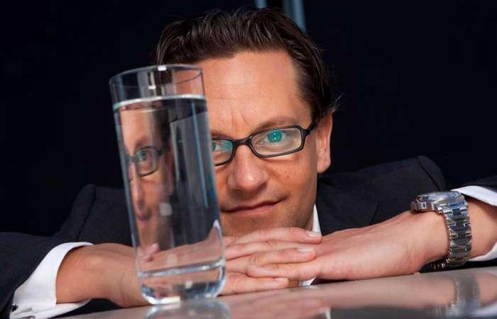 Мартин Риз: эксперт по воде