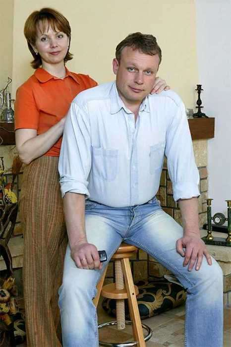 Вера Новикова и Сергей Жигунов: расстались, чтобы быть снова вместе