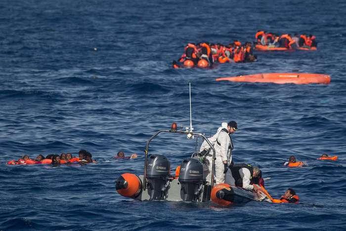 На что готовы люди, бегущие от войны