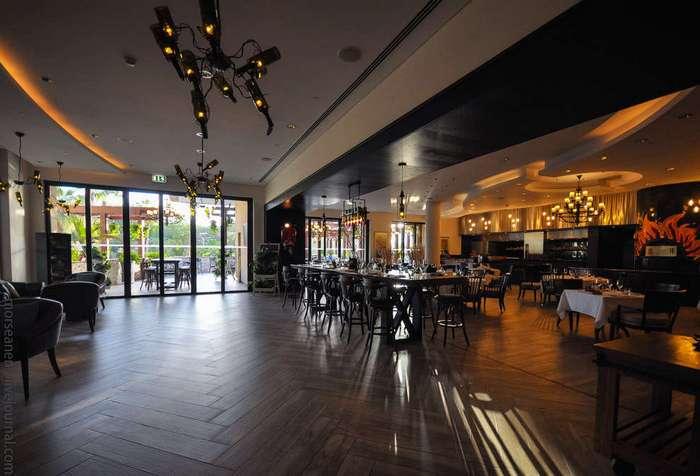 Прогулка по роскошному отелю Grand Hyatt Dubai