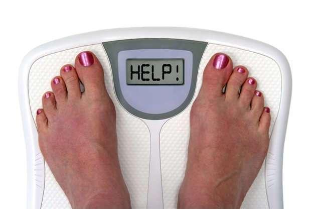 Несколько явных проблем с лишним весом, не связанных с перееданием