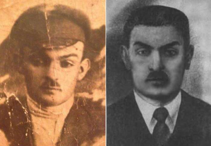 Как -король- одесской преступности стал командовать отрядом красной армии
