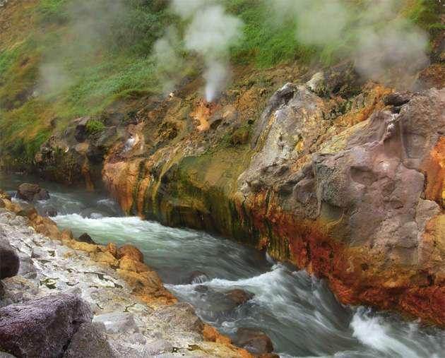 Красивейшее место Камчатки