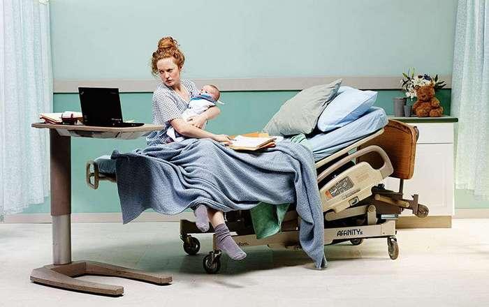 Уроки материнства от русских женщин