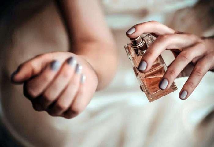 Ошибки использования парфюмов