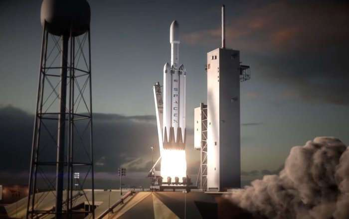 Илон Маск продает билеты на Луну