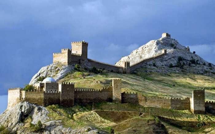 Крымские места, достойные вашего внимания