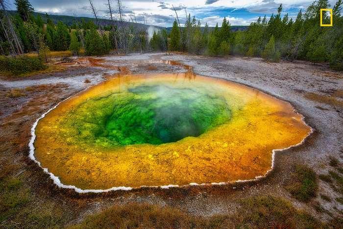 Великолепные ландшафты и дикая природа на снимках National Geographic