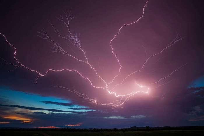 Интересные факты о молнии