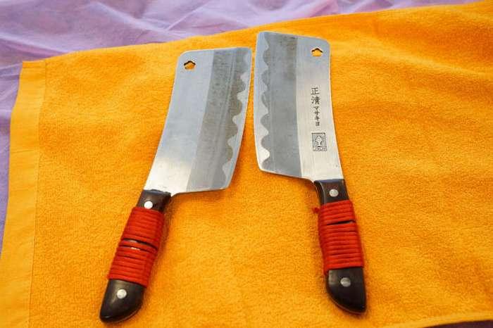 Массаж ножами &8211; оригинальный способ расслабления