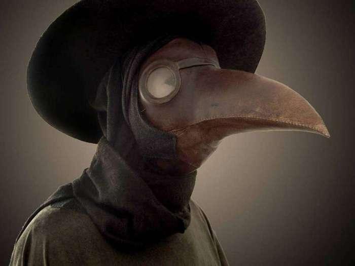 Самые страшные и необычные маски для лица