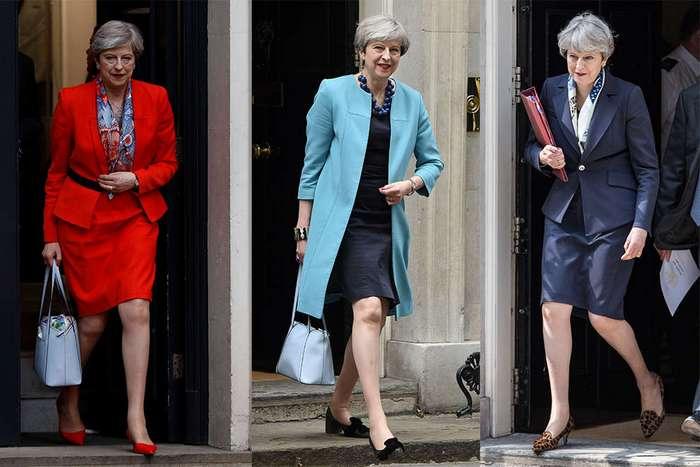 Любимые брэнды известных женщин политики