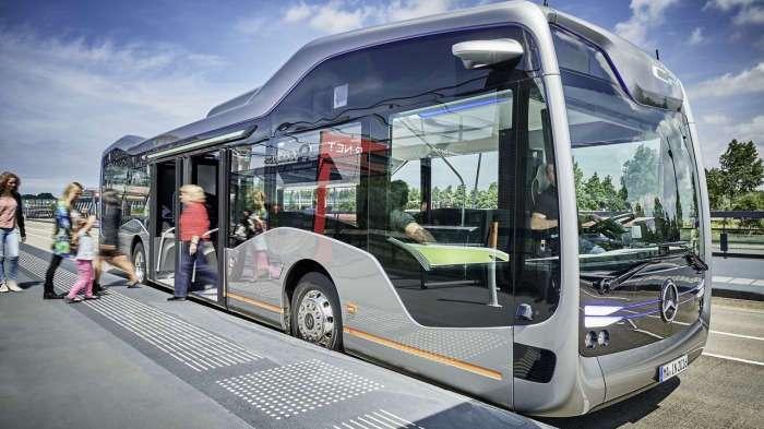 5 фантастических грузовиков и автобусов, которые появятся на дорогах совсем скоро