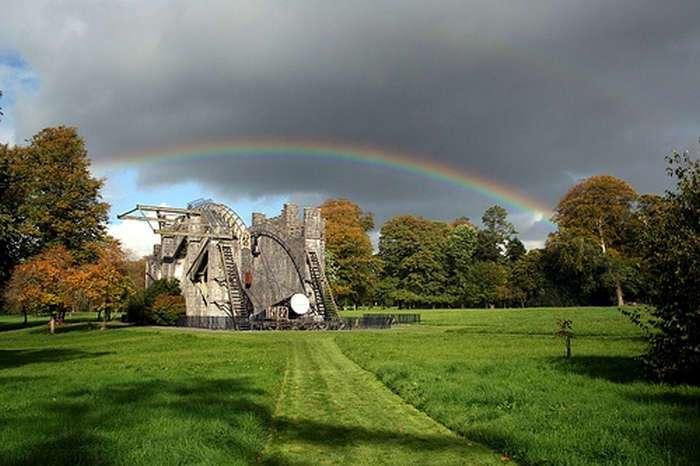 Левиафан - самый большой в мире телескоп, построенные за последние 75 лет