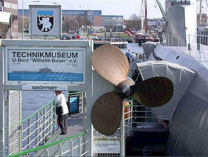 Подводная лодка, которая вернулась в строй после того, как 12 лет пролежала на морском дне