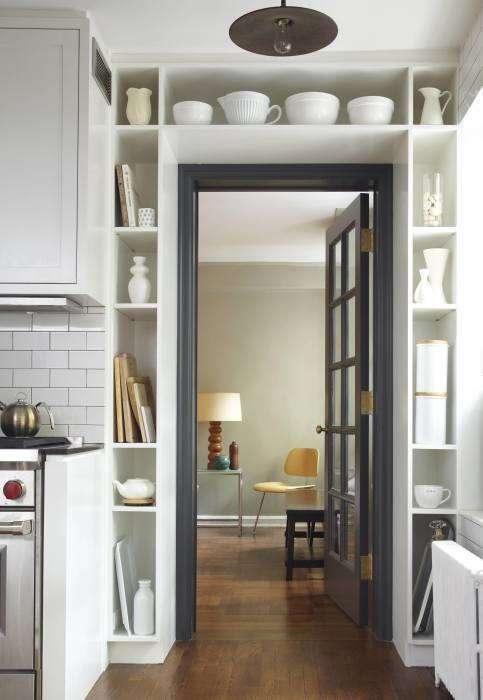20 крутых идей, которые помогут сэкономить пространство в малогабаритной квартире