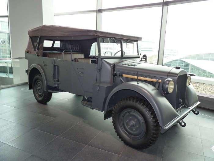 6 редких автомобилей времен Второй мировой войны, о которых многие и не слышали