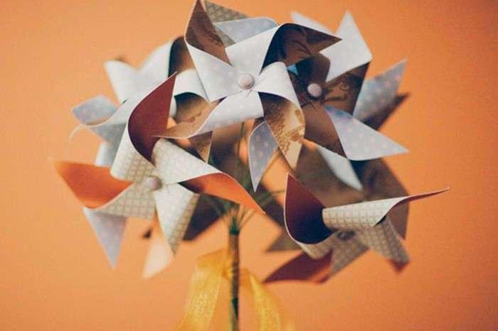 Не завянут: 10 свадебных букетов без цветов, которые станут изюминкой праздника