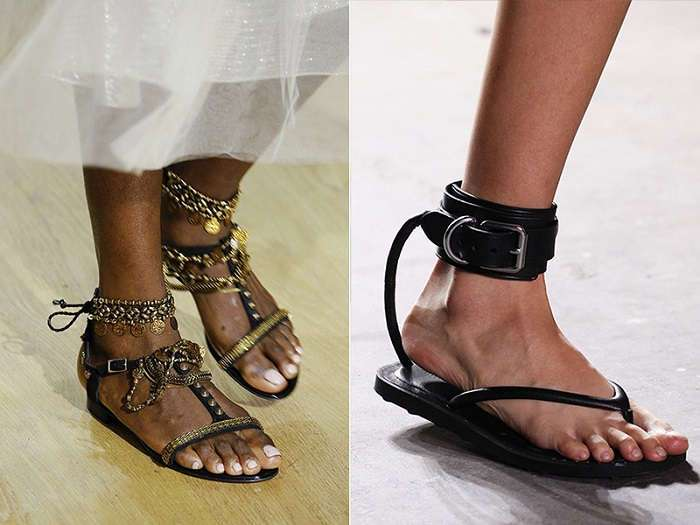 Как Кэрри Брэдшоу: обзор самых популярных моделей обуви этого лета