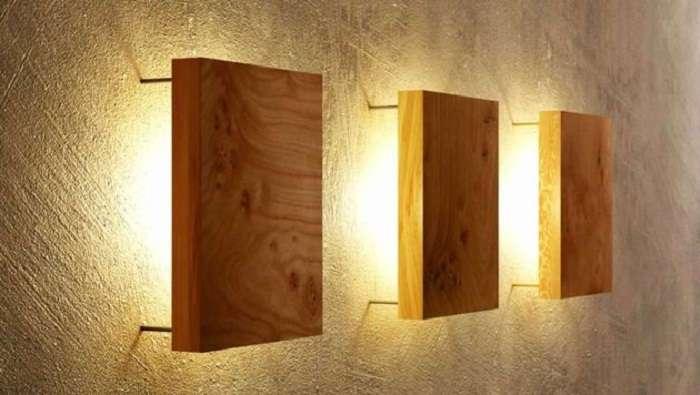 Роскошные деревянные светильники, которые сделают интерьер изысканным и уютным