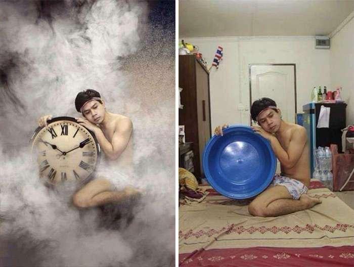 Как это делается: 18 закадровых фотографий, раскрывающих хитрости получения идеальных снимков