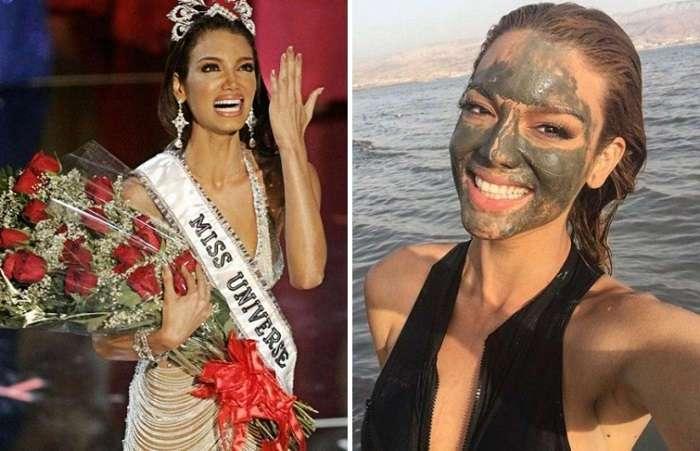 Как выглядят участницы конкурсов красоты в реальной жизни