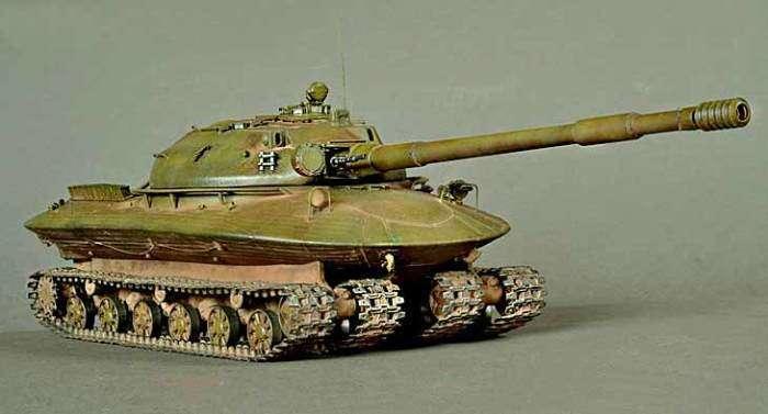 5 самых необычных танков в истории XX века