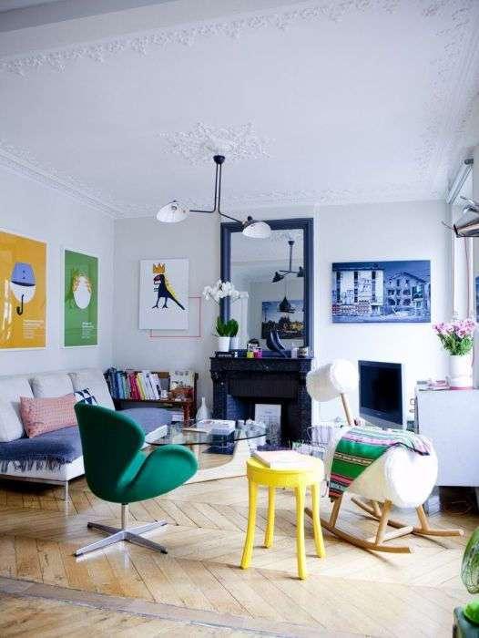 20 восхитительных идей, которые позволят увеличить пространство в малогабаритной квартире