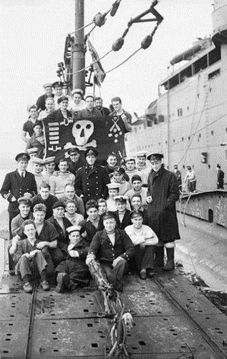 Злополучный HMS Thetis: подводная лодка, которая похоронила два экипажа