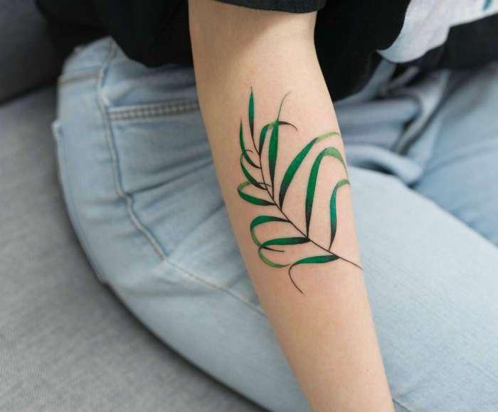 20 небольших татуировок, которые поражают своей красотой и изяществом