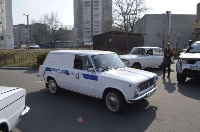 ВАЗ-2801: электрожигули или рассказ о том, как в СССР пытались создать свой -Tesla-