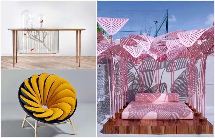 19 оригинальных примеров мебели для дома и сада, спокойно пройти мимо которых просто невозможно