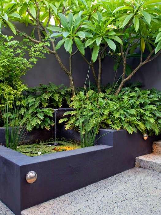 Энергия воды: 17 самодельных искусственных водоемов, которые украсят любой загородный участок