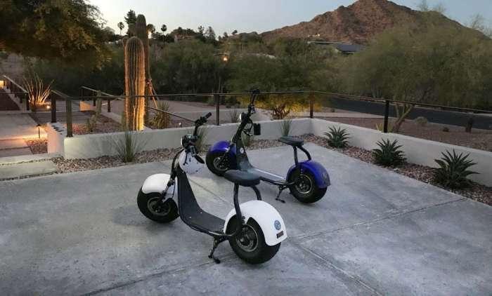 Тише едешь, дальше будешь: Phatty scooter меняет отношение к индивидуальному транспорту